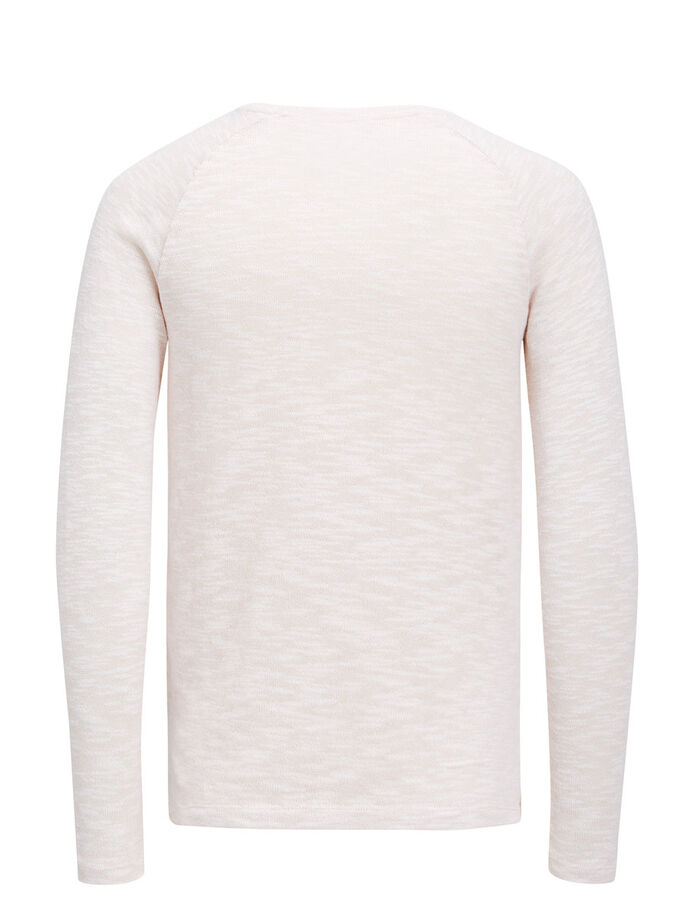MELERAD SWEATSHIRT, Sepia Rose, large