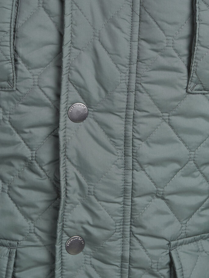 QUILTED JACKET, Urban Chic, large