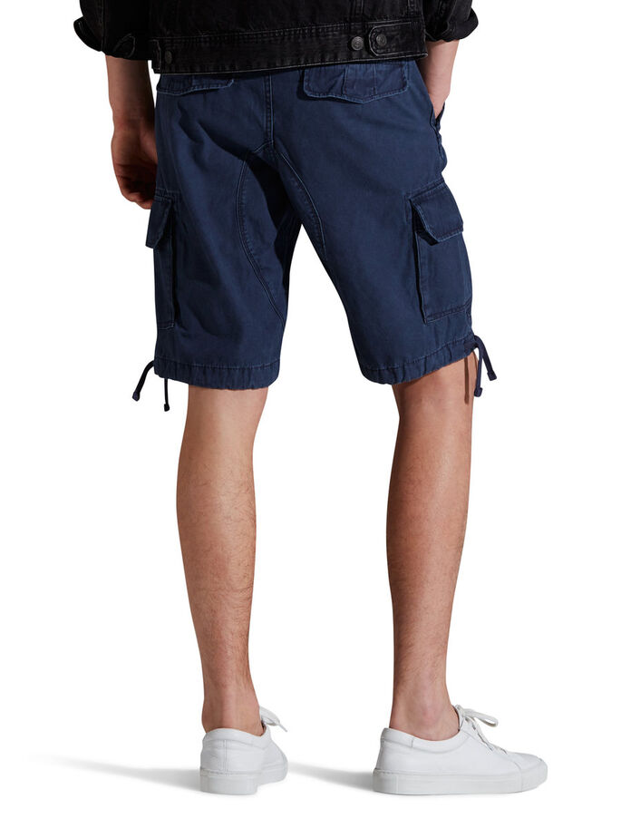 GARY CARGO SHORTS, Mood Indigo, large