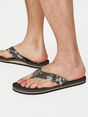 CAMOUFLAGE TONGS