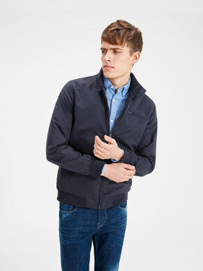 FUNNEL NECK JACKET