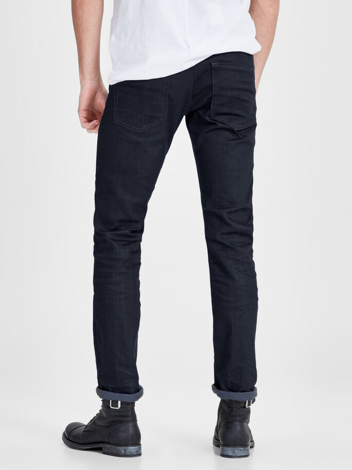 CLARK ORIGINAL 903 REGULAR FIT JEANS, Blue Denim, large