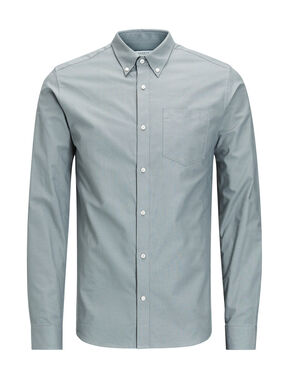 OXFORD BUTTON-DOWN LANGERMET SKJORTE