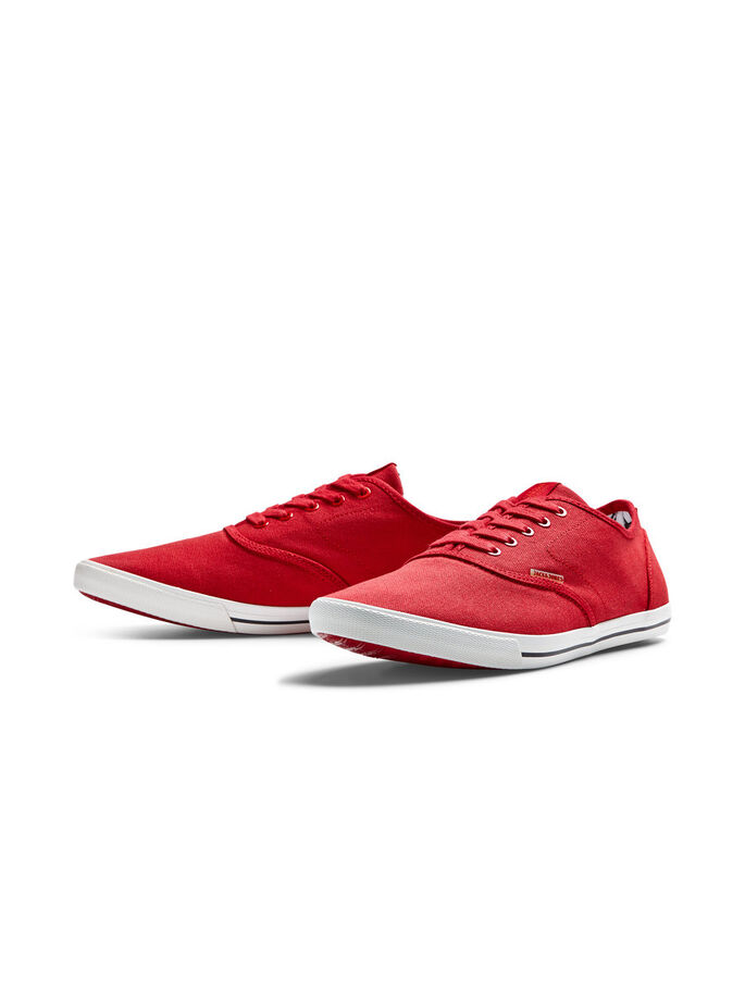 KANVAS SNEAKERS, Barbados Cherry, large