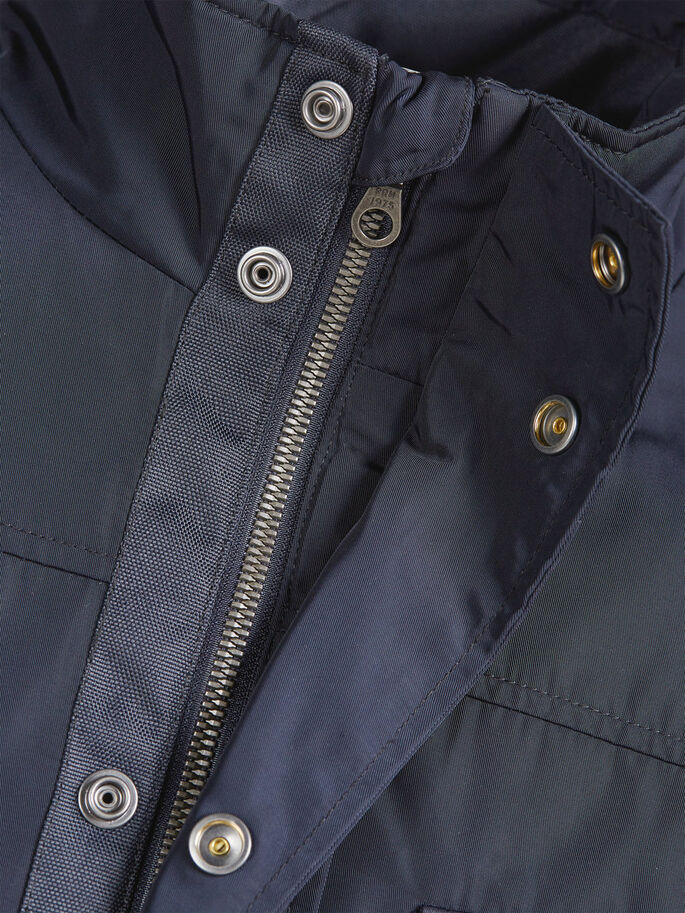 FUNCTIONAL JACKET, Dark Navy, large