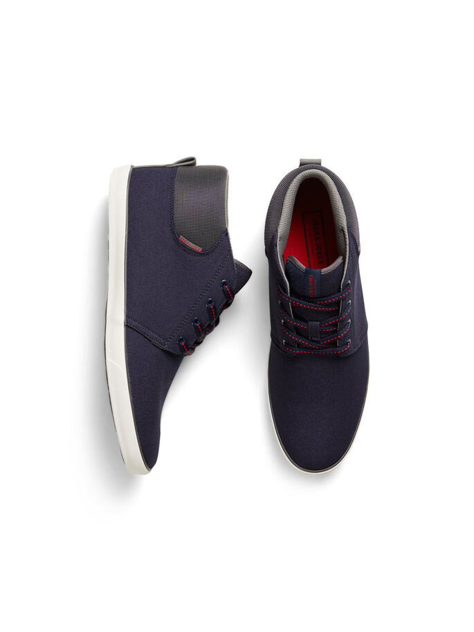 CANVAS SCHOENEN, Navy Blazer, large