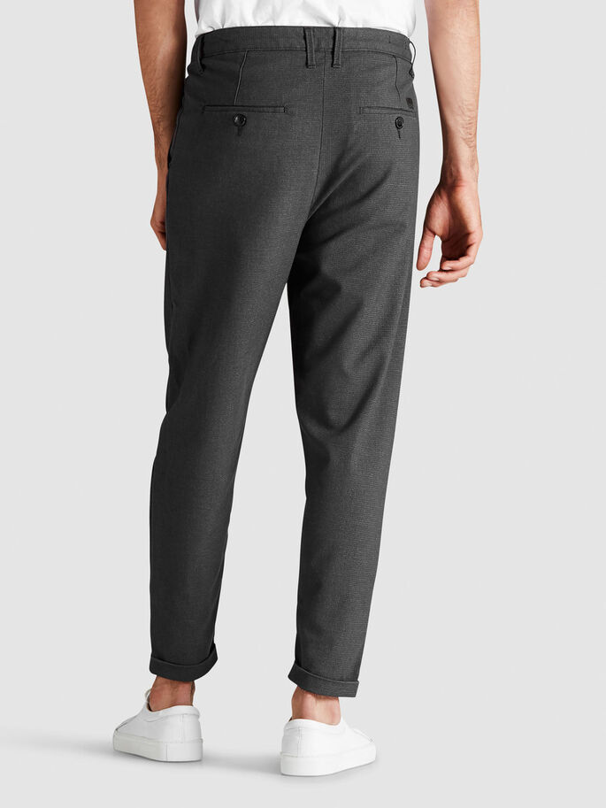 ROBERT JJ 970 CHINOS, Dark Grey, large