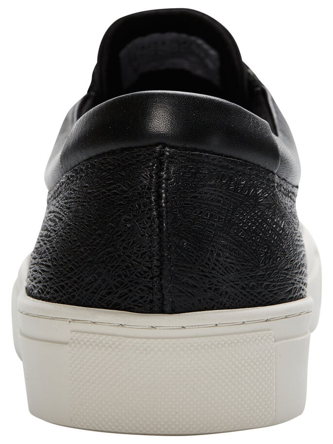 KLASSISKE SNEAKERS, Anthracite, large
