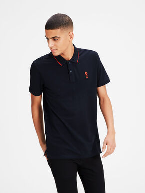 POP COLOUR POLO SHIRT