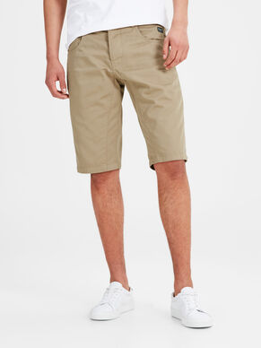 ISAC SHORTS LONG AKM 296 CHINO SHORTS