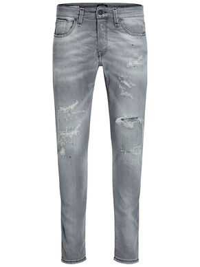 JJIGLENN JJICON BL 762 SLIM FIT-JEANS