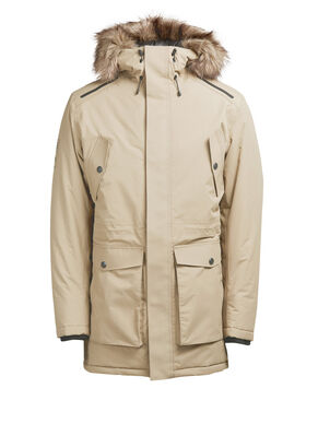 TECHNICAL PARKA PARKA COAT