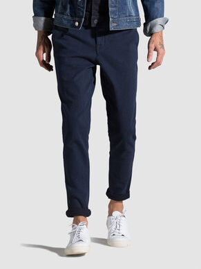 TWILL WEAVE CHINOS