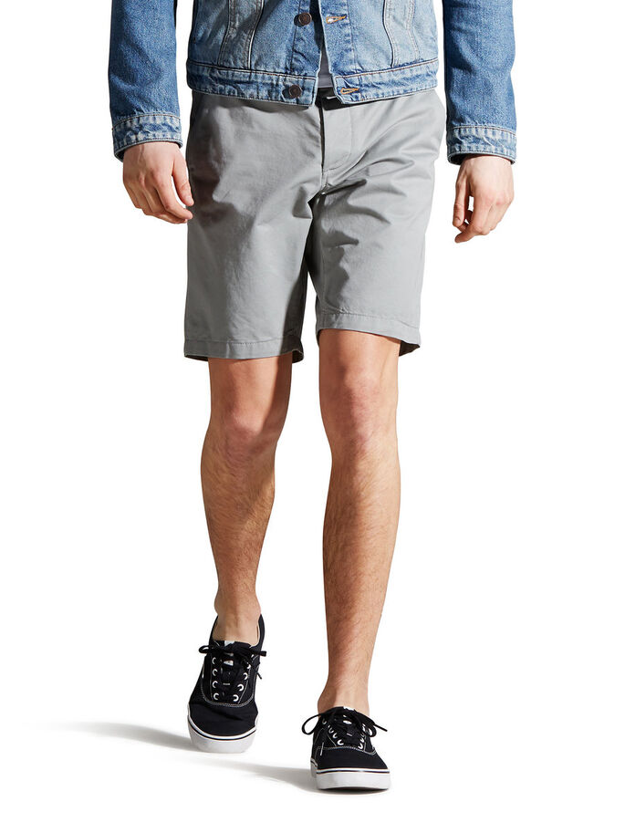 GRAHAM - SHORTS CHINOS, Moon Mist, large