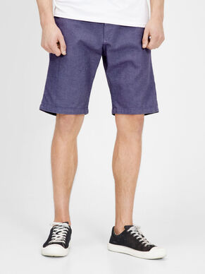 CUBA LONG CHINO SHORTS