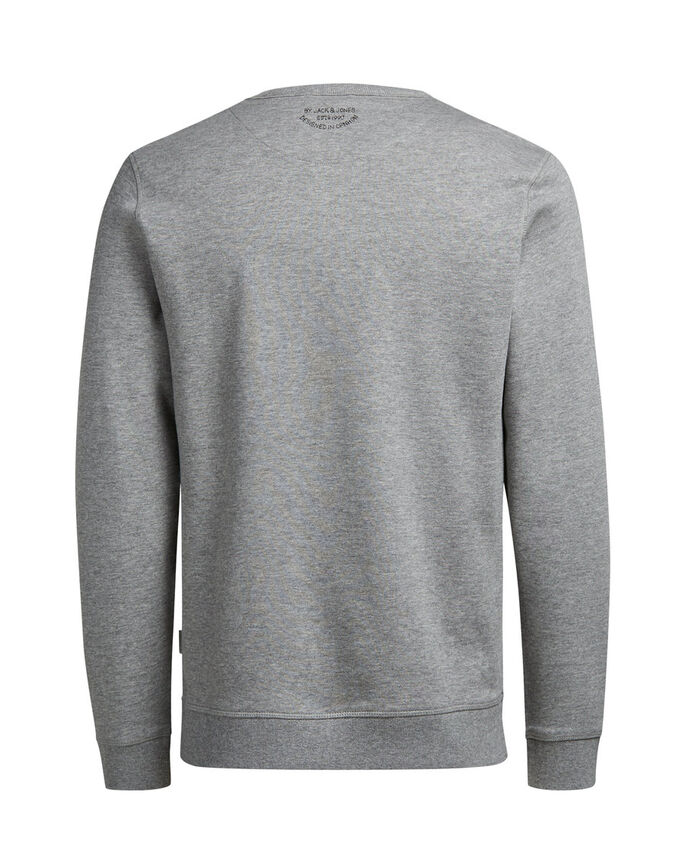 RENTO SVETARI, Light Grey Melange, large
