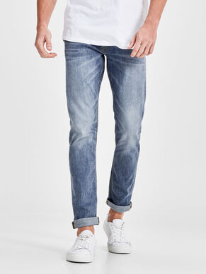 JJIGLENN JJORIGINAL AM 152 SPS NOOS SLIM FIT-JEANS