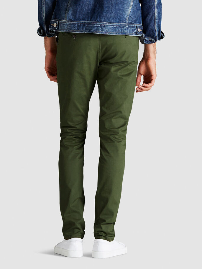 MARCO AKM 165 CHINOS, Olive Night, large