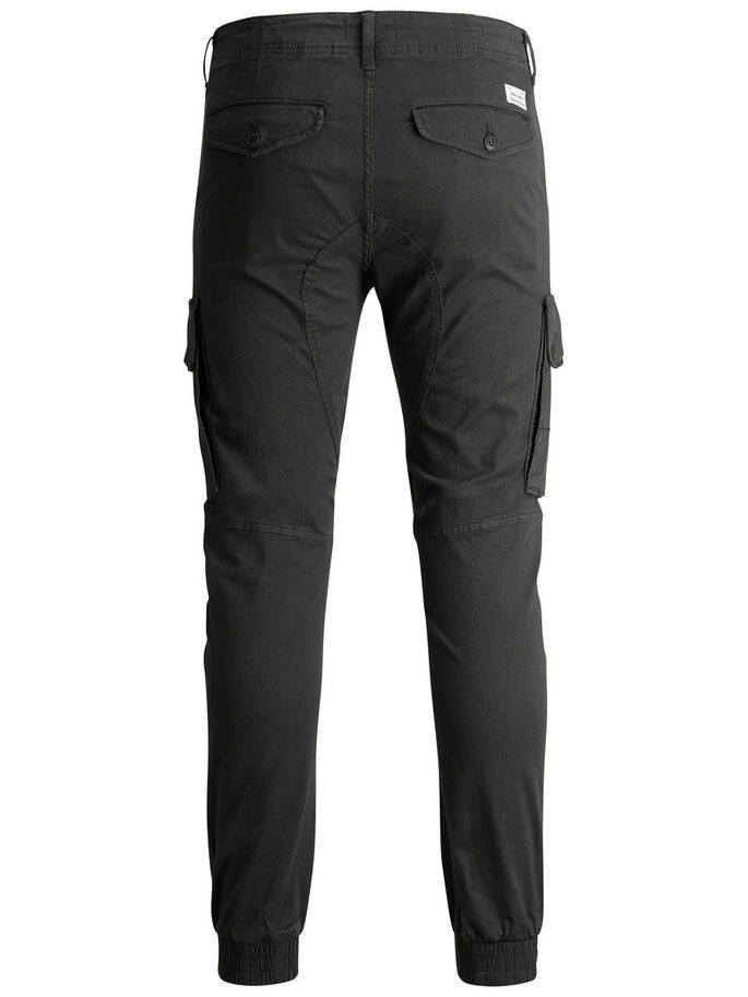 PAUL AKM 168 CARGOHOSE, Phantom, large