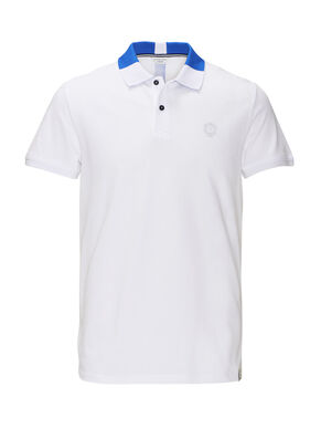 DETAILED POLO SHIRT