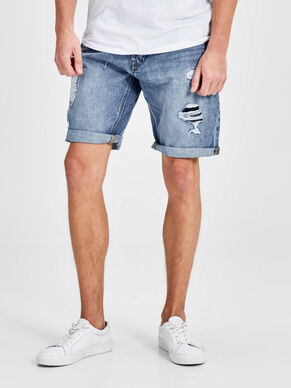 JJIRICK JJORIGINAL SHORTS AM 105 STS DENIMSHORTS
