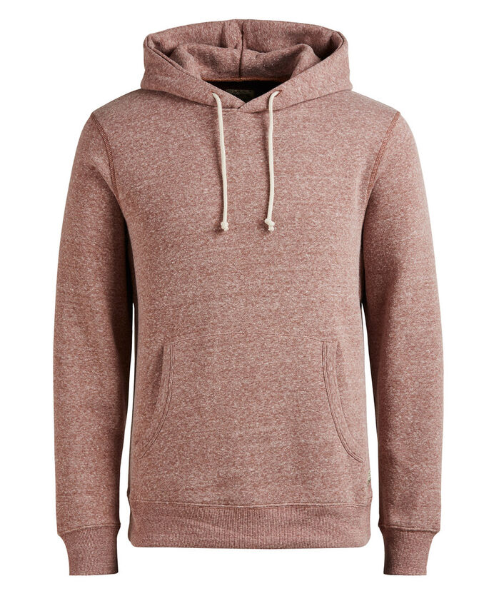 CLASSIC HOODIE, Fired Brick, large