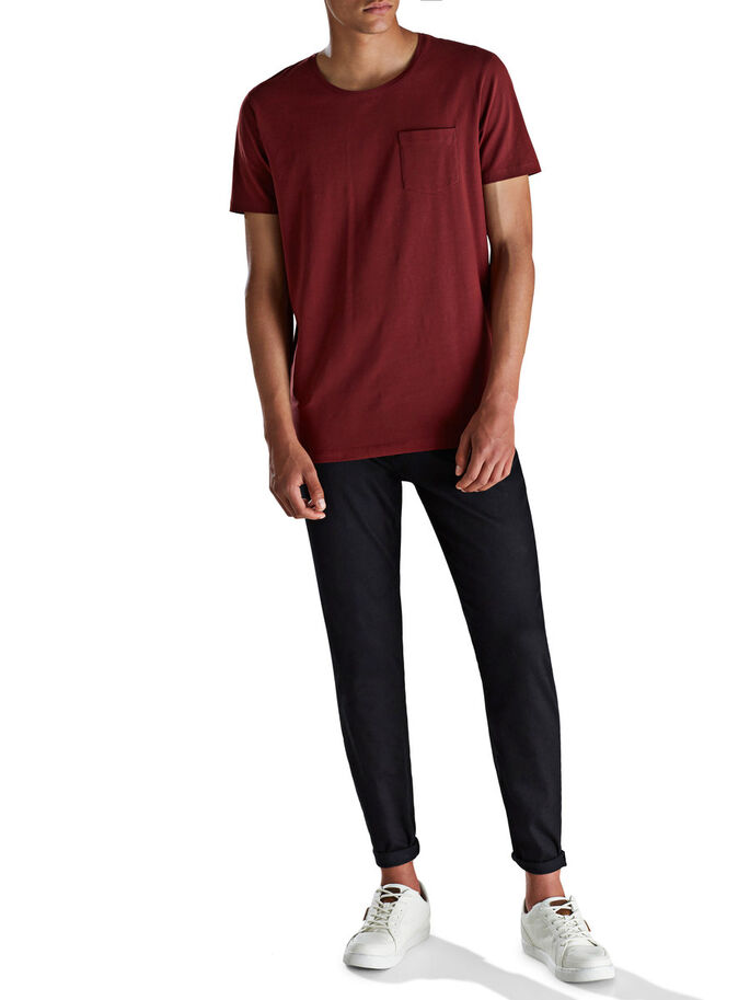 HIGH QUALITY T-SHIRT, Port, large