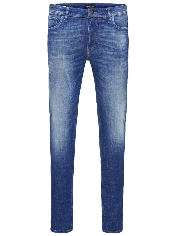 BEN FELIX SC 657 SKINNY FIT -FARKUT, Blue Denim, large