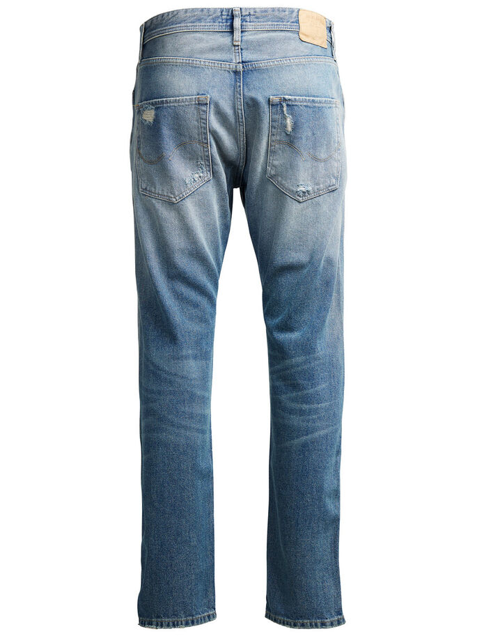ERIK ORIGINAL JOS 170 ANTI FIT JEANS, Blue Denim, large