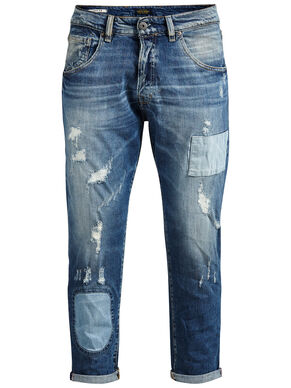 FRANK CROPPED BL 675 REGULAR FIT JEANS