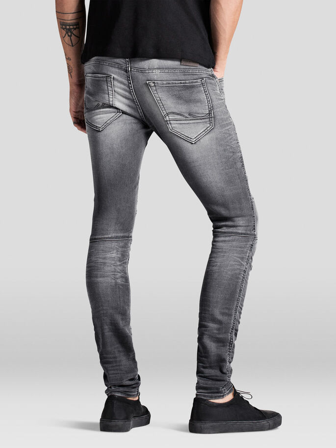 GLENN JAX BL 576 SLIM FIT JEANS, Blue Denim, large