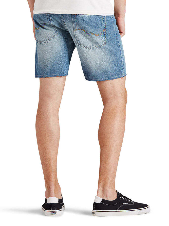 5-POCKET SHORTS, Blue Denim, large