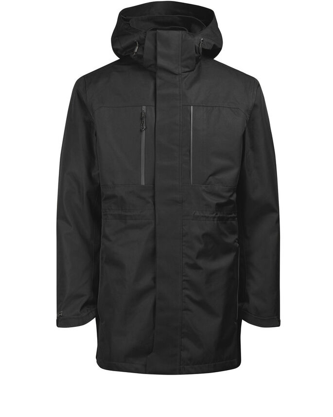 3 EN 1 PARKA, Black, large