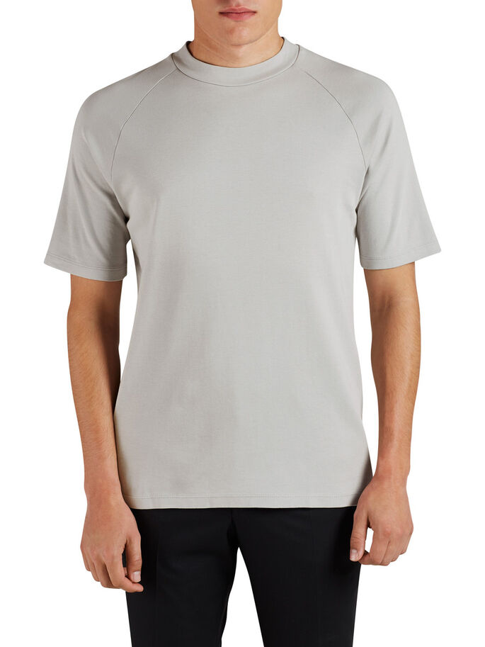PLAIN T-SKJORTE, Mirage Gray, large