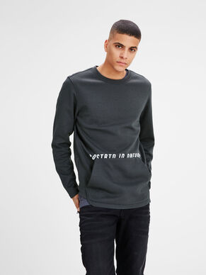 COL RAS DU COU SWEAT-SHIRT