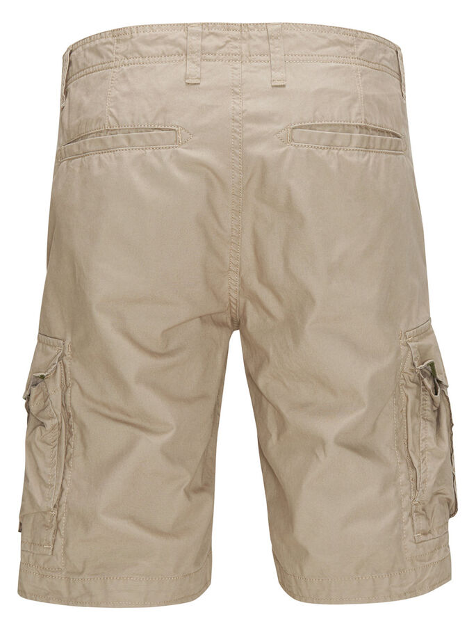 PRESTON SHORTS CARGO, Chinchilla, large
