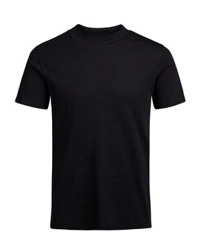 HIGH-NECK- T-SHIRT