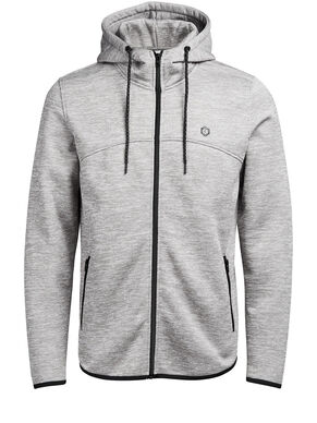 URBAN ZIPPED SWEAT