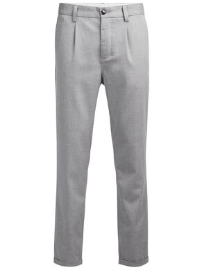 JJIROBERT JJFASH WW GREY TROUSERS