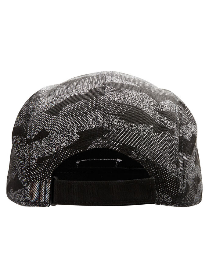 SNAPBACK PET, Black, large
