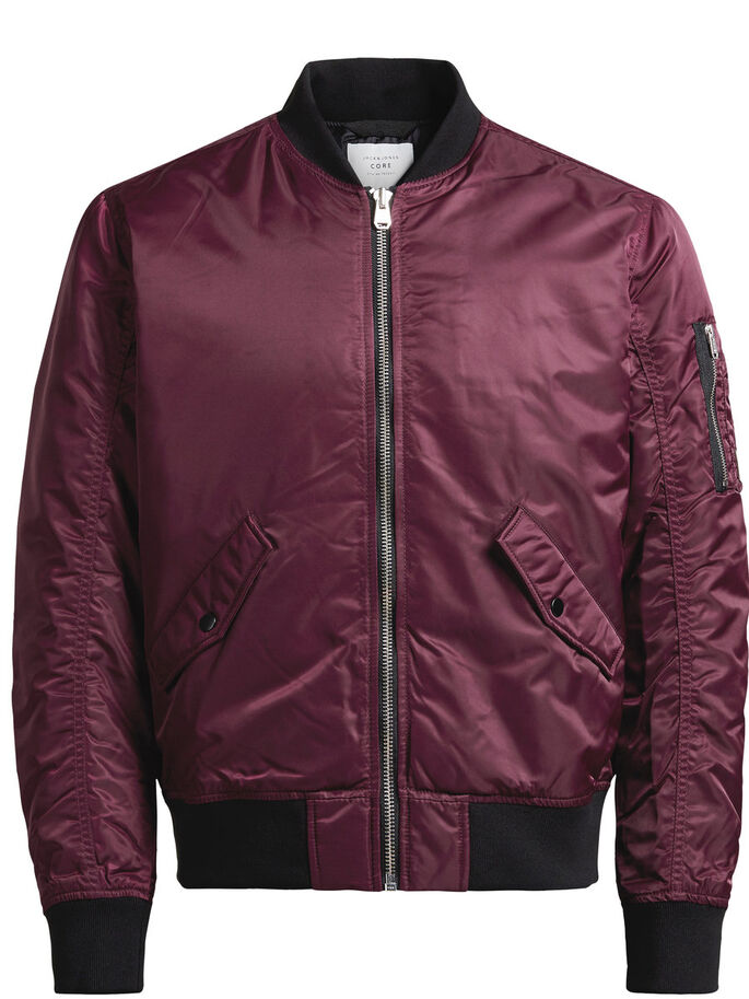BOMBER JACKET, Port Royale, large