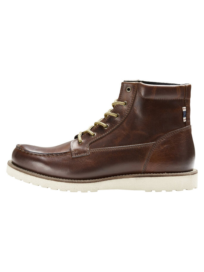WORKWEAR BOOTS, Cognac, large
