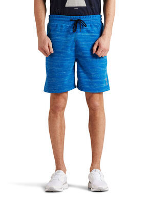REGULAR FIT SHORTS EN MOLLETON