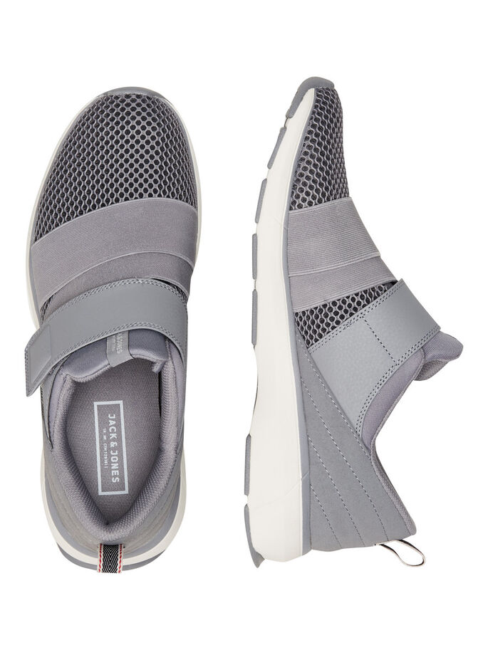 STRAP SNEAKERS, Frost Gray, large