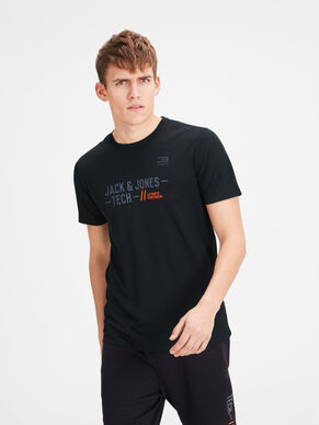 PRINT REGULAR FIT T-SHIRT