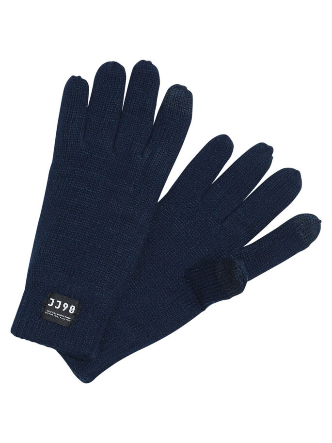 CLASSIC GLOVES, Navy Blazer, large