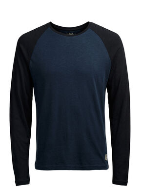 RAGLAN LONG-SLEEVED LONG-SLEEVED T-SHIRT