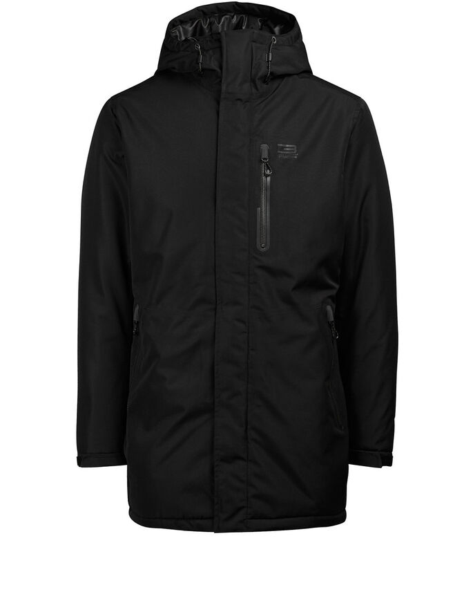 PERFORMANCE PARKAS, Black, large