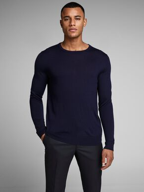 MERINO KNITTED PULLOVER