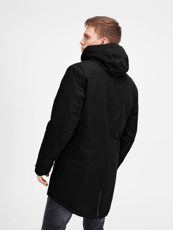 PERFORMANCE- PARKA, Black, large